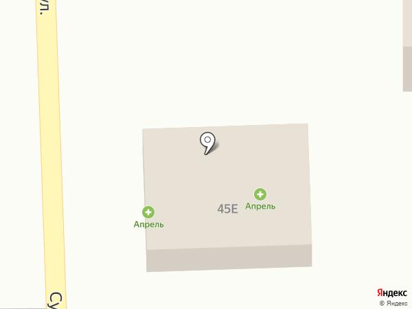 Орто-Доктор на карте Курска