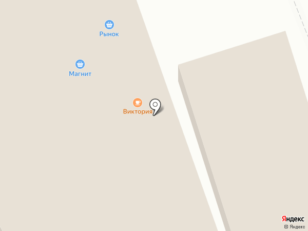 Рублевка на карте Курска