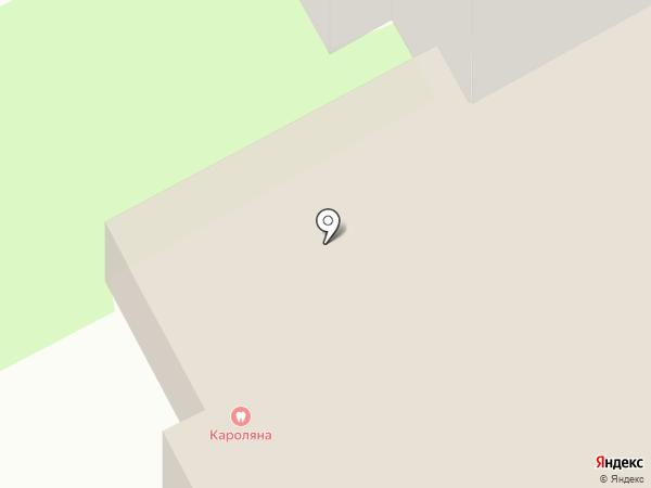 Кароляна, ЗАО на карте Курска
