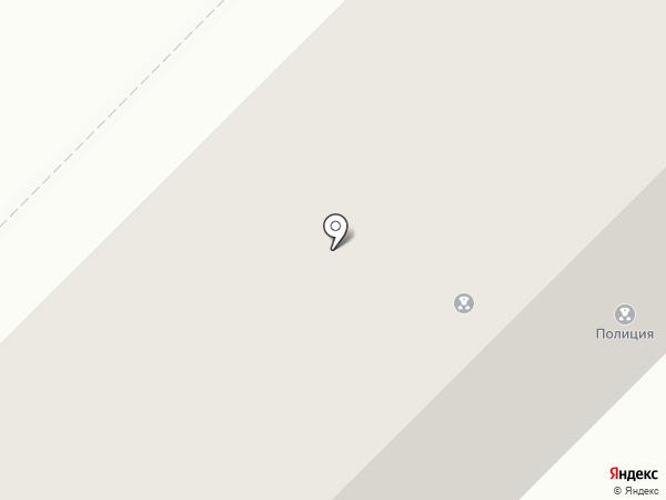 Отдел полиции №3 на карте Орла