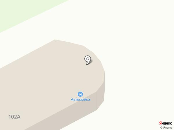 Мегастрой 46 на карте Курска