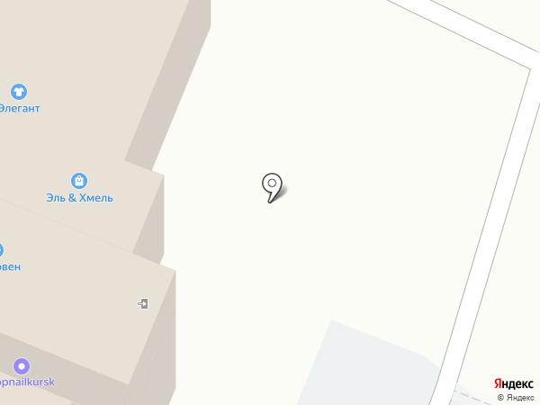 ОллИнвест на карте Курска