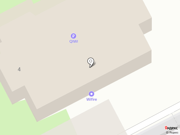 WIFIRE на карте Курска