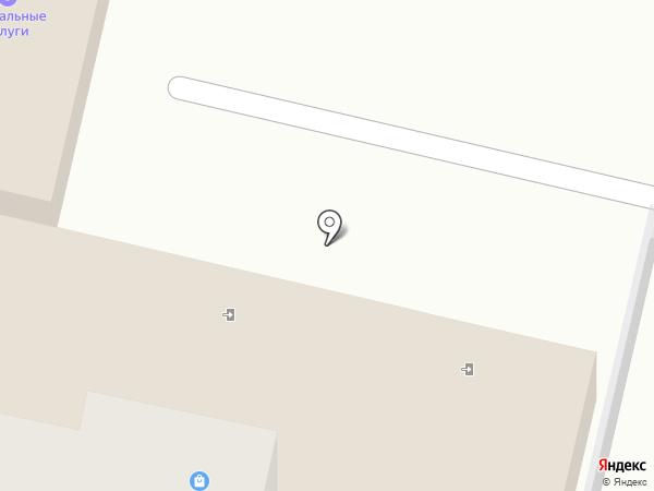 Авто Радуга на карте Курска