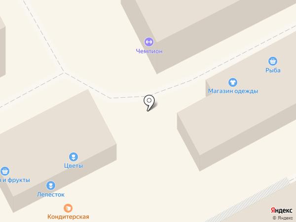 Магазин масла и сыра на карте Курска