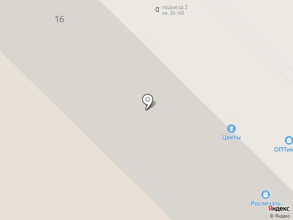 Банкомат, АКБ Росбанк на карте Орла