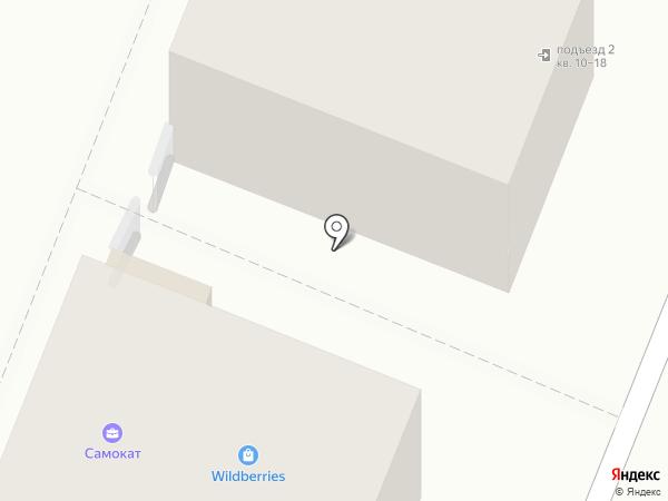 Магазин сантехники и электротоваров на карте Курска