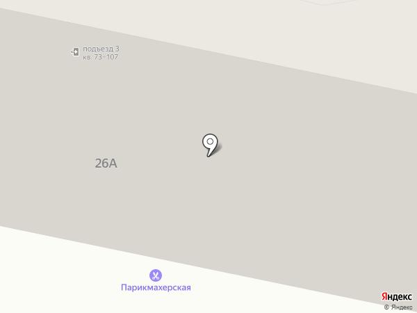 Автозапчасти ПАЗ на карте Курска