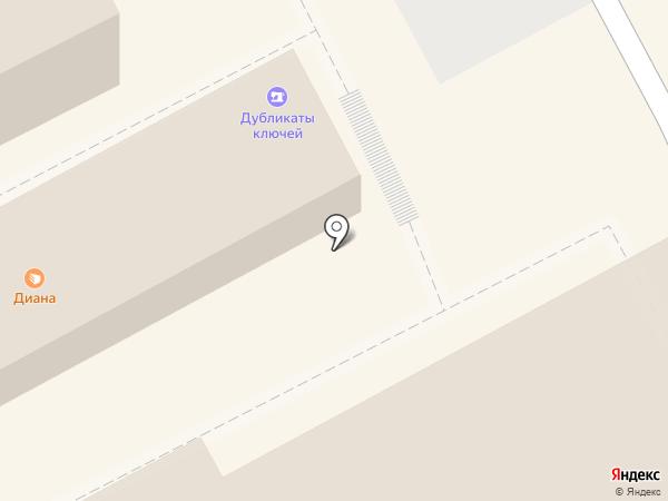 Магазин липецких колбас на карте Курска
