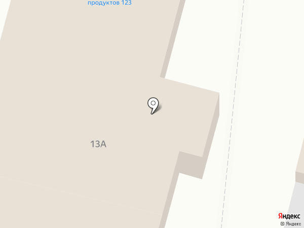 АГРОТЕХНИК на карте Курска