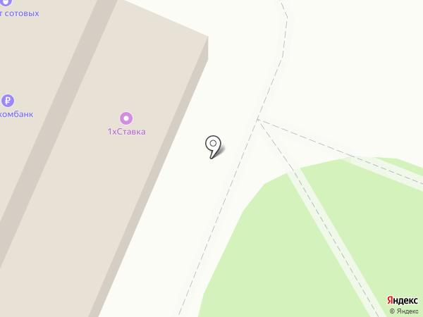 Империал на карте Курска
