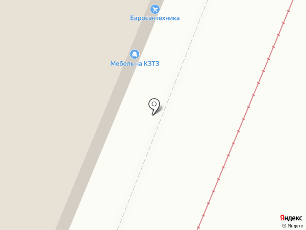 Память 46 на карте Курска