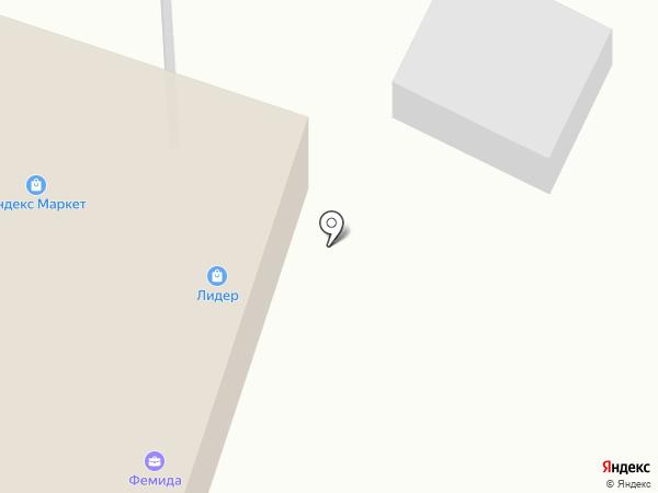 Елена на карте Курска