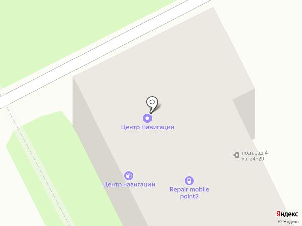 Центр навигации на карте Курска