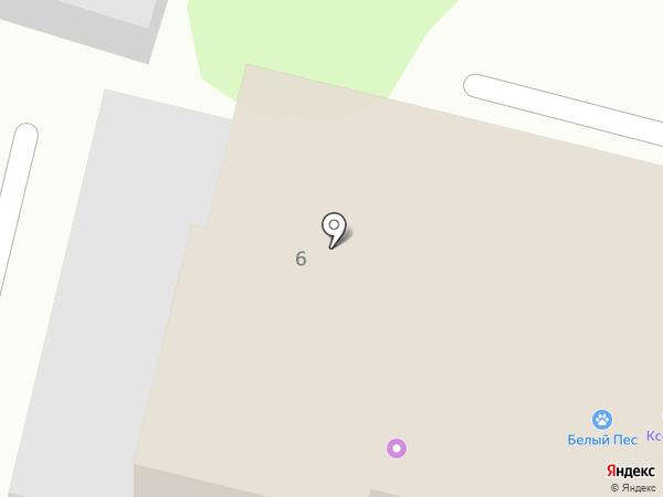Хмелевъ на карте Курска