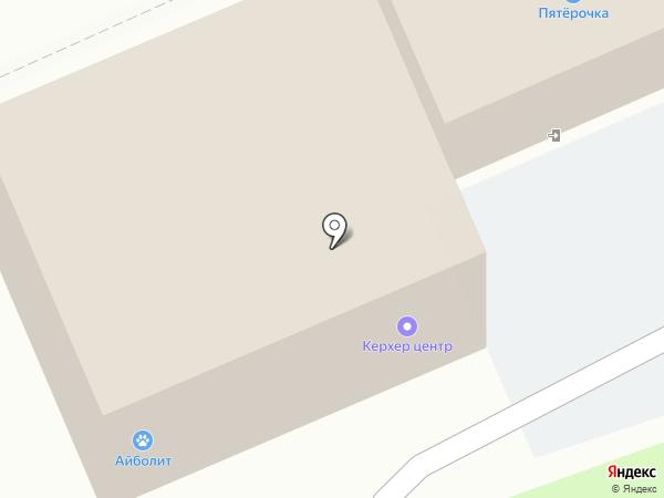 Karcher Центр Кристофер на карте Курска