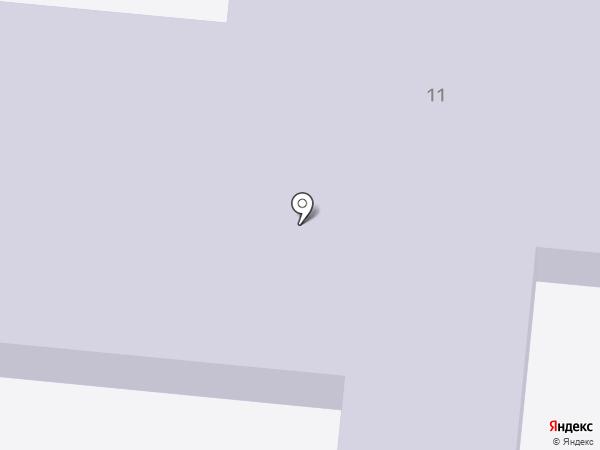 Средняя общеобразовательная школа №33 на карте Шопино