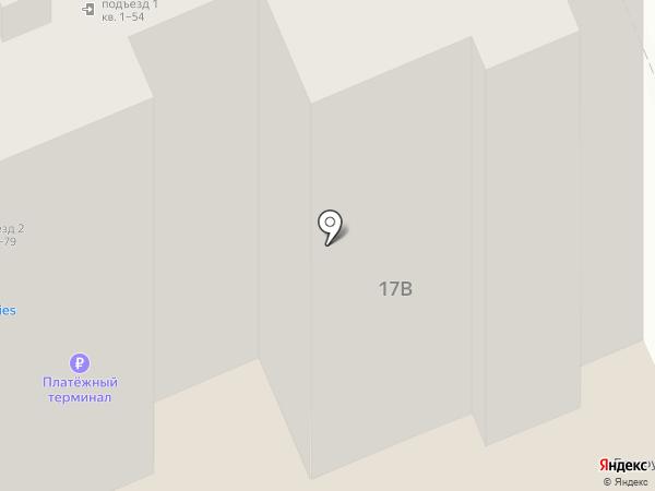 ГрадПроект на карте Курска