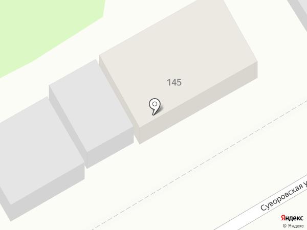 Екатерина на карте Курска