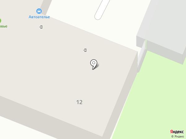 Оптимист на карте Курска