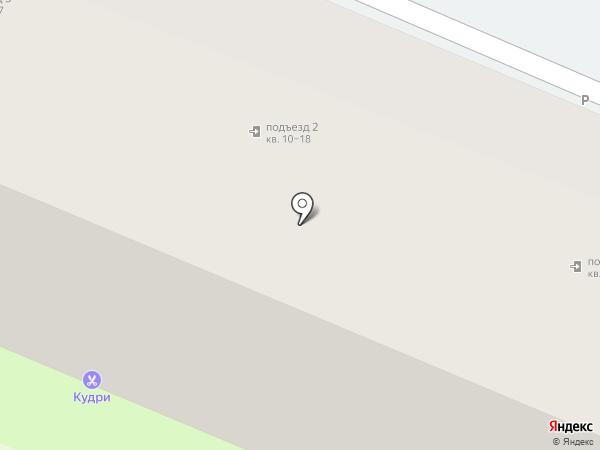 Мяснянкино на карте Курска