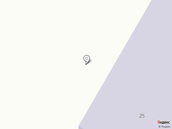 Малыш на карте Мирного