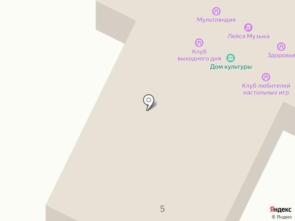 Сельский дом культуры на карте Мирного
