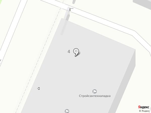Курскоблжилкомхоз, ГУП на карте Курска