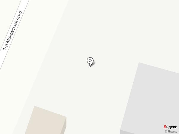 Магазин запчастей для КАМАЗ на карте Курска