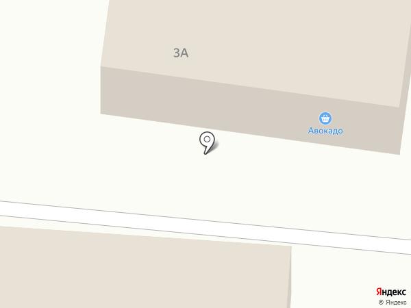 Продовольственный магазин на карте Шопино