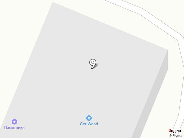 Песок на карте Курска