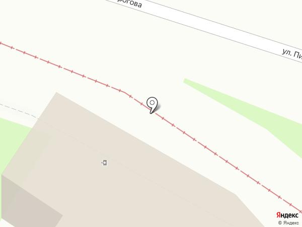 Кафе на карте Курска