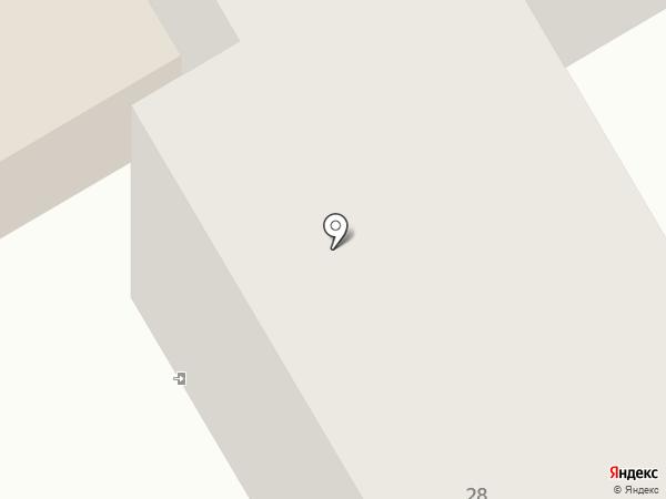 Общежитие на карте Калуги