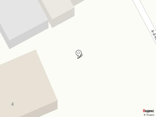 А.С.Д. на карте Курска