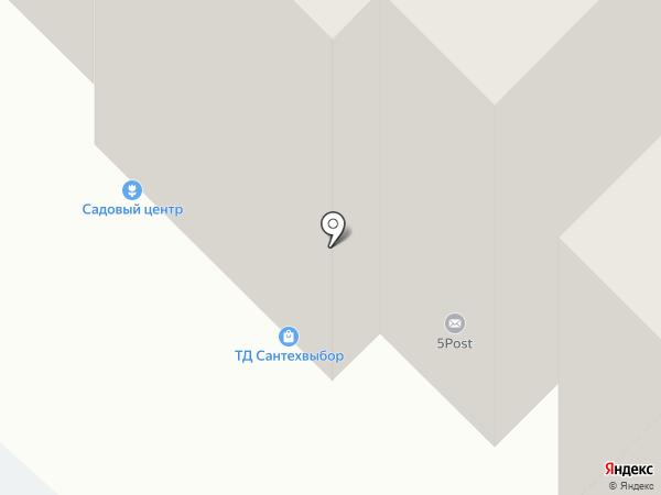 Садовый центр на карте Калуги