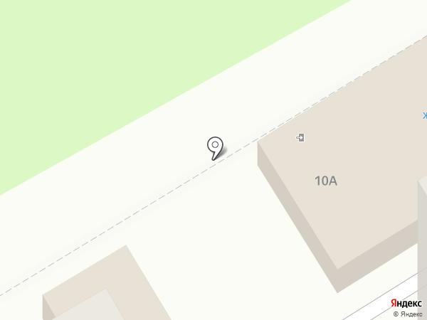 Персона на карте Курска