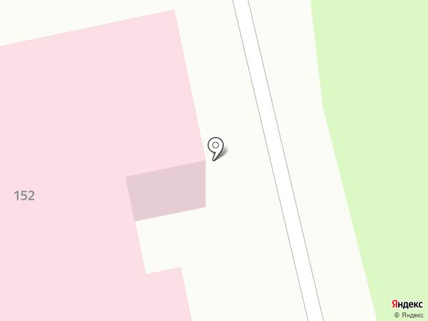 Детская городская поликлиника №5 на карте Курска