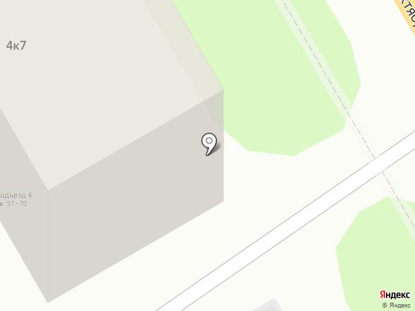 Карамель на карте Курска