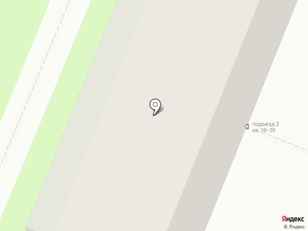 Milano на карте Курска