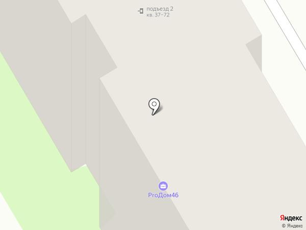Ангел на карте Курска