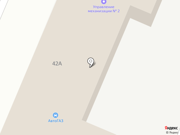 Честный автосервис на карте Курска