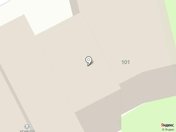Управление ГИБДД на карте Курска