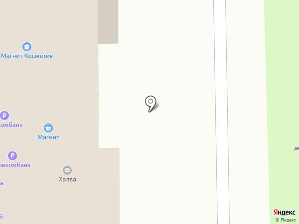 Магазин игрушек на карте Курска