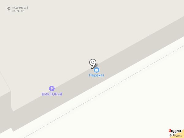 Виктория на карте Курска