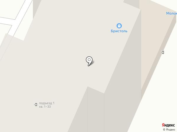 Анненки на карте Калуги