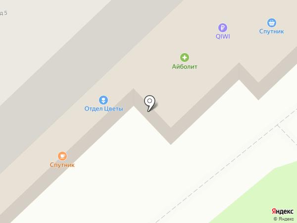 Квартет на карте Калуги