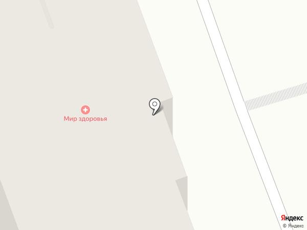 Азимут на карте Курска