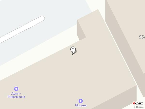 Новый дом на карте Курска