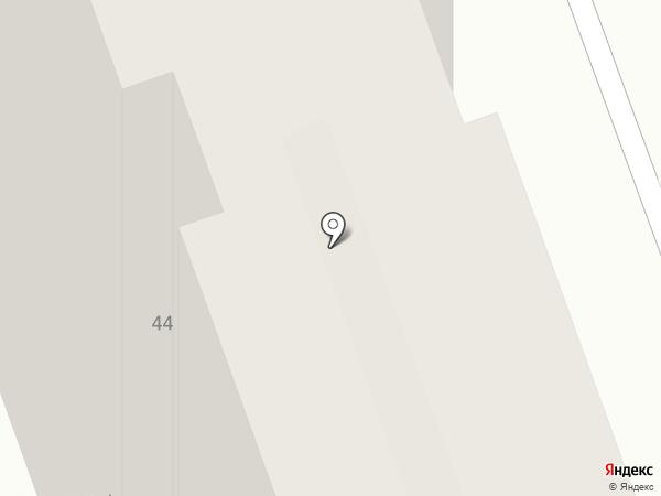 Ремонтно-строительная компания на карте Курска