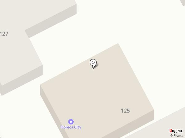 Horeca City на карте Курска